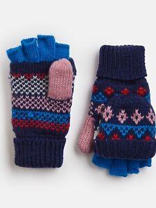 Joules Fallbury Gloves Age 3/7 Years
