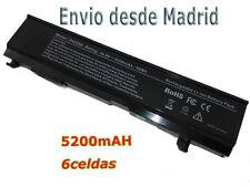 Batería para Toshiba A100 Series Equium M50 M115 Series PABAS076 PA3399U-1BRS