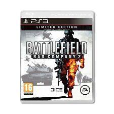 GIOCO PS3 BATTLEFIELD BAD COMPANY 2 EDIZIONE LIMITATA 5030947087180