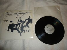 "TIME ON TARGET-LOVE(SPIN ME 'ROUND) / INSIDE OUT 1986 TON TON RECORDS 12"" VG++"