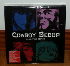 COWBOY BEBOP COLLECTOR´S EDITION 5 DISCOS 3 BR+1DVD+DVD EXTRAS+LIBRO PRECINTADO