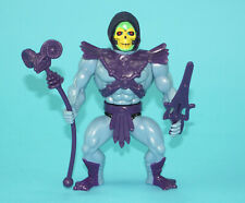 MOTU HE-MAN MASTERS OF THE UNIVERSE HALF-BOOTS SKELETOR 100% COMPLETE CHINA COO