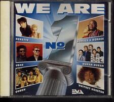 WE ARE NO 1 1992 Dutch CD T'Pau Pat Benatar Vaya Con Dios Roxette Simple Minds