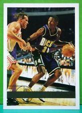 Ray Allen regular card 1997-98 Topps #61