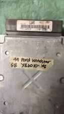 1999 Ford Windstar ecm ecu computer XF2F-12A650-MF