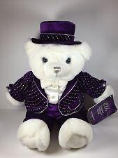 2004 Keepsake Memories Bear Dan Dee Teddy Bear Collectors Choice Purple Tuxedo