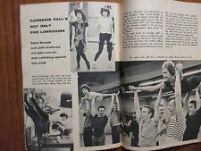 June-1962 TV Guide(JULIE ANDREWS/DINA MERRILL/IGOR STRAVINSKY/EFREM ZIMBALIST JR