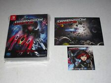 Dimension Drive Limited Edition Nintendo Switch Import Sealed 3000 Copies