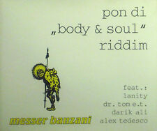 """MCD MESSER BANZANI - pon di """"body & soul"""" riddim"""