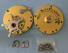 ACCURATE Plates For Penn 113H 113HL 113HLW Senator Reels- Right And Left Side