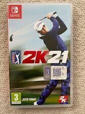Nintendo Switch - PGA Tour 2K21