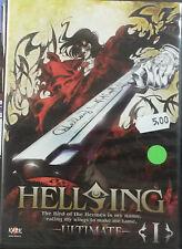 HELLSING ULTIMATE vol.1 - Kaze - DVD nuovo e sigillato