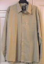 Rydale - Poacher - Long Sleeve Shirt - 100% Cotton - Size 3XL - BRAND NEW