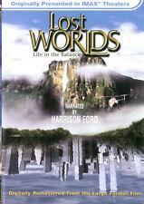 Travel DVD Video South America Venezuela Lost Worlds - new