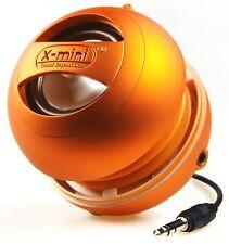X-Mini II 2nd Generation Edition Capsule Mini Speaker Portable-Orange