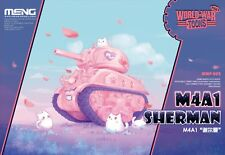 Meng Model WWP002 M4A1 Sherman (Q Edition)