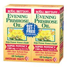 Evening Primrose Oil Super Potency 60+60 softgels