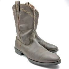 Ariat Men's Heritage Roper Boots Cowboy Western Boots 8 D