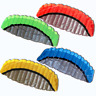 NEW 2.5m Dual Line Parafoil Parachute Stunt Sport Beach Outdoor Toys With loge