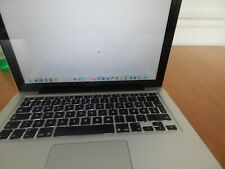 "Apple Macbook pro 13-Inch ""Core I5 2.3 , 4 GB , 120 GB SSD HDD - Early 2011"