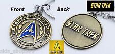 Star Trek Starfleet Acadamy Command Keychain Collectible gift key chain cosplay