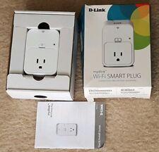 D Link DSP-W215 Smart Plug IFTTT Enabled