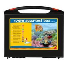 sera aqua-test box marin, Testkoffer, Testset, Wassertest - Seewasser 04004