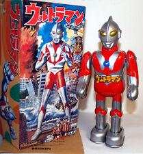 Billiken Robot Tin Wind Up Japan Ultraman Tsuburaya Anime Robot