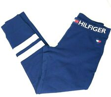 Tommy Hilfiger Big Girls Large (14-16) Flag Blue Blue Jogger Pants