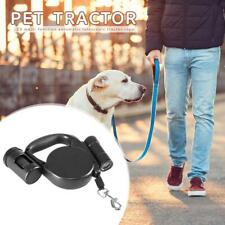 Heavy Duty Pet Dog Automatic Retractable Traction Rope Walking Lead Leash Belt