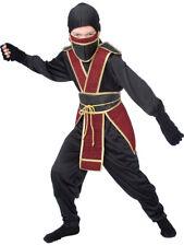 Samurai Ninja Warrior Classic Child's Costume