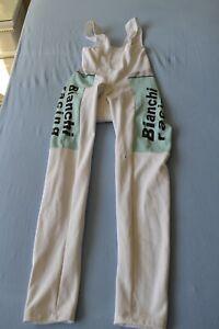 Bianchi racing WINTER THERMO cycling Bib Tights - Size –L