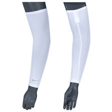 Nike Light-Weight Running Arm Sleeve Compression White AC3397-107