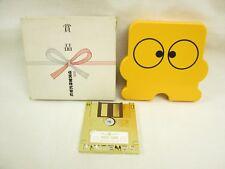 MARIO GOLF US Special Course PRIZE CARD GOLDEN Boxed Nintendo Disk System 2234