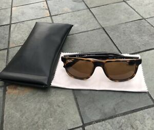 Ray Ban Sunglasses Square Vintage Brand New With Case Mens Womans Small/Medium