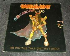 Parliament Gloryhallastoopid Promo Lp Casablanca P. Funk 1979 Gatefold Clinton
