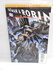 Batman & Robin The Boy Wonder DC Comic Book #1 First Issue Frank Miller Jim Lee