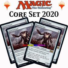 4 X Steel Overseer - CORE SET 2020 ENGLISH MTG MAGIC - Capataz de acero