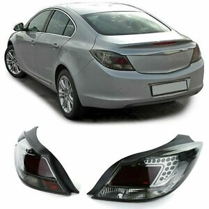 OPEL INSIGNIA SMOKED LED TAIL LIGHTS 2008 - 05/2013 MODEL