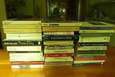 Lotto 38 romanzi autori vari anni vari