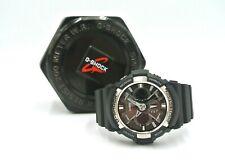 Casio G-Shock GA200-1A Black Men's Watch / Needs Battery