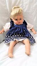 "20"" Lissi doll blonde vinyl doll"