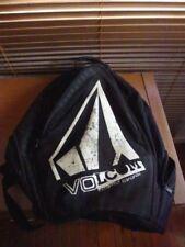 Volcom Black Backpack