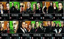 CSI Las Vegas Complete Series DVD Season 1 2 3 4 5 6 7 8 9 10 11 12 13 14 DVD
