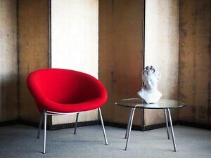 Walter Knoll 369 chair retro mid century MCM Scandinavian Danish Eames era