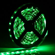 Car Boat Accent Light WaterProof Green LED Lighting Strip SMD 3528 300 LEDs16 ft