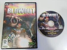 BLOWOUT JUEGO PARA PC DVD-ROM ESPAÑOL MICROMANIA