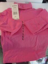 Girl's size L Kohl's Pallette brand Pink Turtle Neck-New w/tags