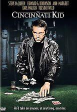The Cincinnati Kid (DVD, 2005)  New/Sealed - Cut out gouge on bar code