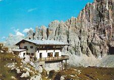 BELLUNO ZOLDO ALTO 11b RIFUGIO TISSI - DOLOMITI Cartolina viaggiata 1975